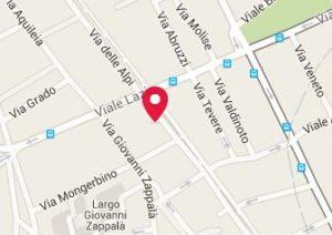 Mappa Viale