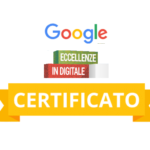 Certificazione Google Media Marketing