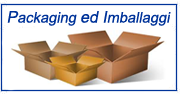 packaging ed imballaggi